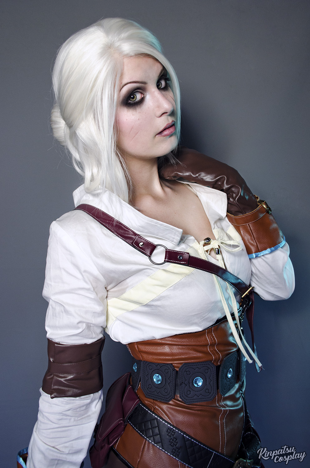 Ciri - The Witcher by Kinpatsu-Cosplay