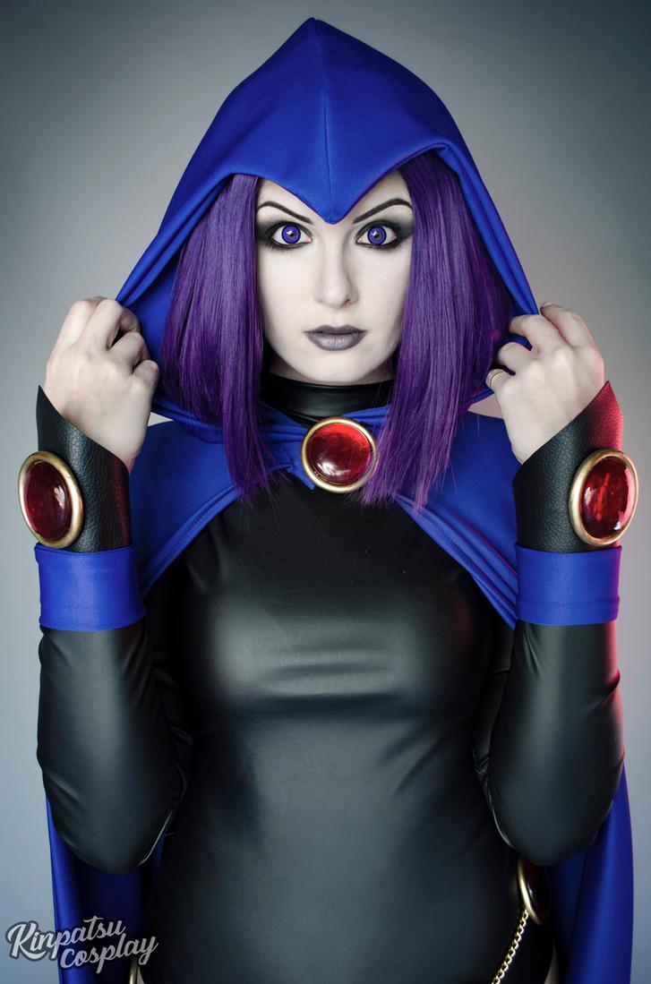 Raven Of Teen Titans 90