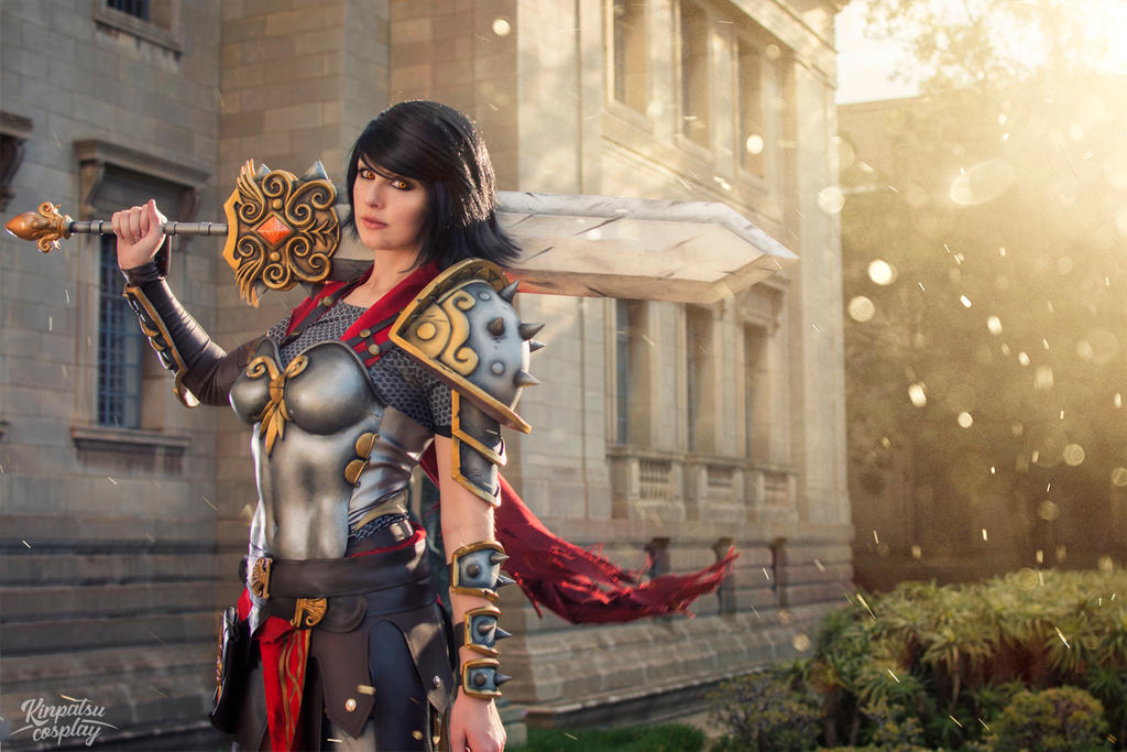 Bellona - Smite by Kinpatsu-Cosplay
