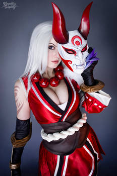 Bloodmoon Diana - League of Legends
