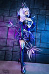 Dark Elementalist Lux - League of Legends