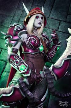 Sylvanas - World of Warcraft : Legion