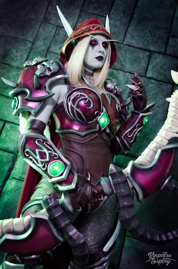 Sylvanas - World of Warcraft : Legion by Kinpatsu-Cosplay