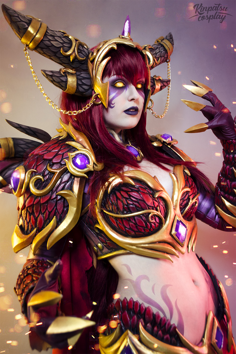 Alexstrasza wow hot pics exposed galleries