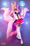 Star Guardian Ahri - League of Legends