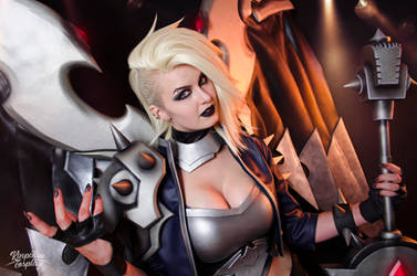 Pentakill Kayle - League of Legends by Kinpatsu-Cosplay