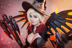 Witch Mercy - Overwatch