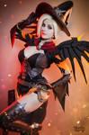 Witch Mercy - Overwatch