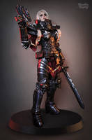 Sister of Battle - Warhammer 40k by Kinpatsu-Cosplay