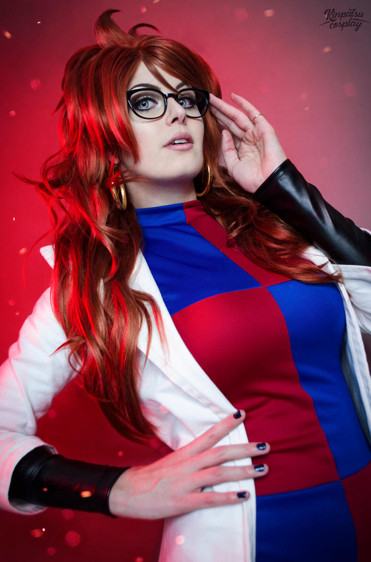 Android 21 dragon ball z by kinpatsu cosplay on deviantart - Dragon ball z 21 ...