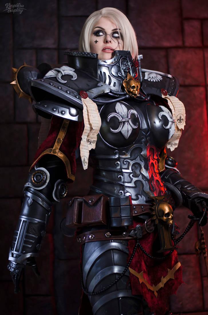 Sister of Battle - Warhammer 40k