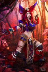 Mega Gnar - League of Legends by Kinpatsu-Cosplay