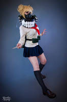 Toga Himiko - My Hero Academia by Kinpatsu-Cosplay