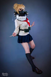 Toga Himiko - My Hero Academia by Kinpatsu-Cosplay