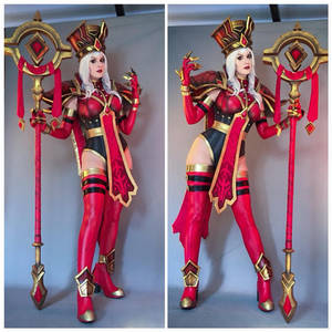 Sally Whitemane - Heroes of the Storm