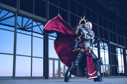 Sister of Battle - Warhammer 40k by Kinpatsu-Cosplay