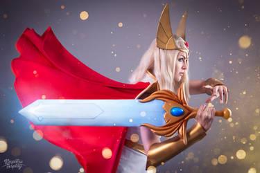 She-Ra  - She-Ra and the Princesses of Power by Kinpatsu-Cosplay