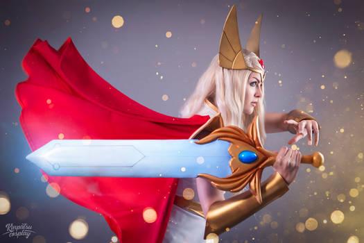She-Ra  - She-Ra and the Princesses of Power