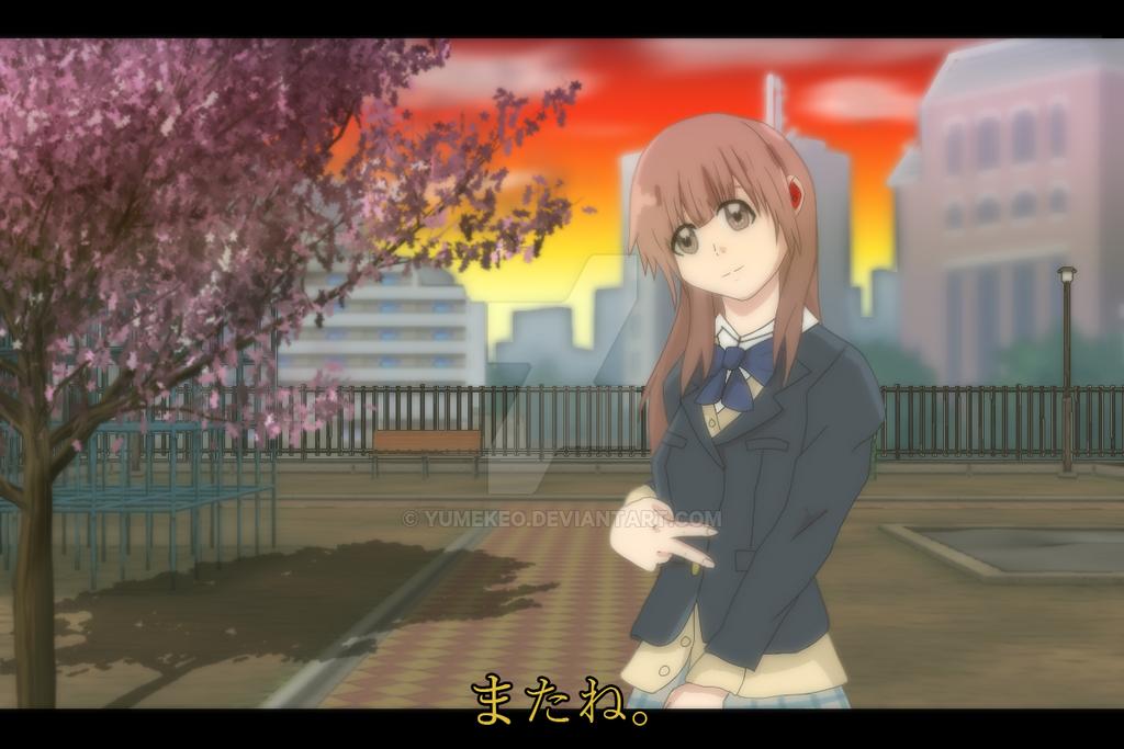 Koe no Katachi (See you later) by Yumekeo
