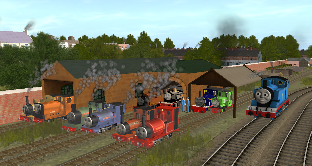 Trainz thomas and friends download
