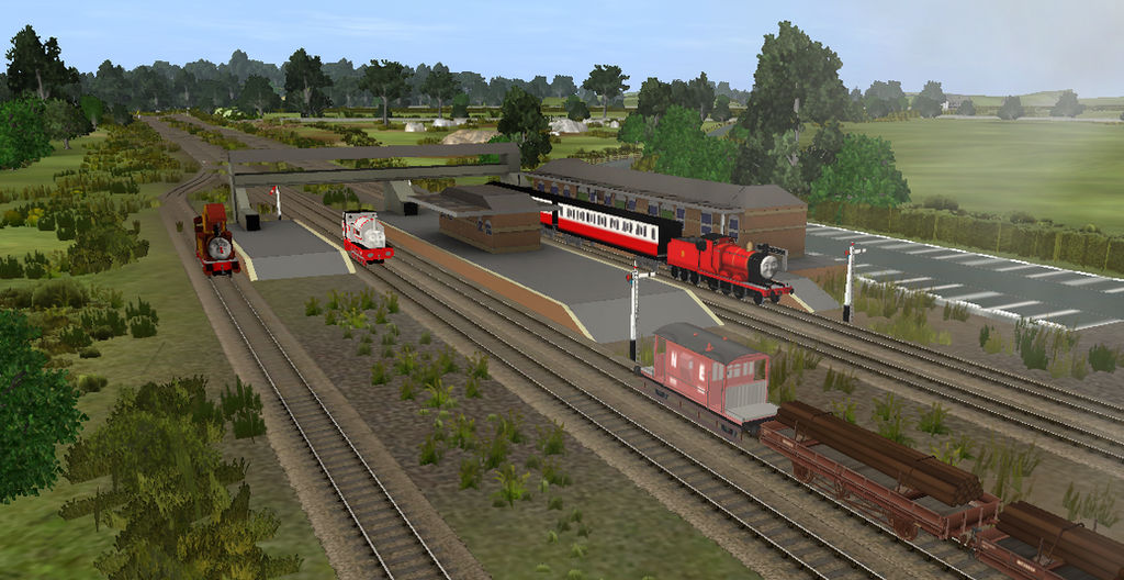 A Day Down at Kellsthorpe by MH1994 on DeviantArt