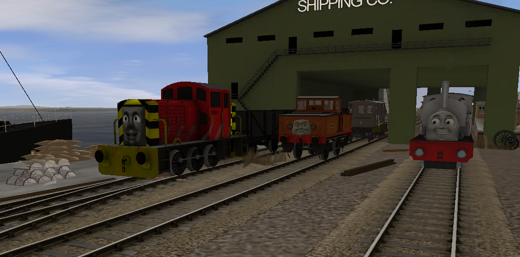 Here Are Your Trucks Me Harties By Mh1994 On Deviantart