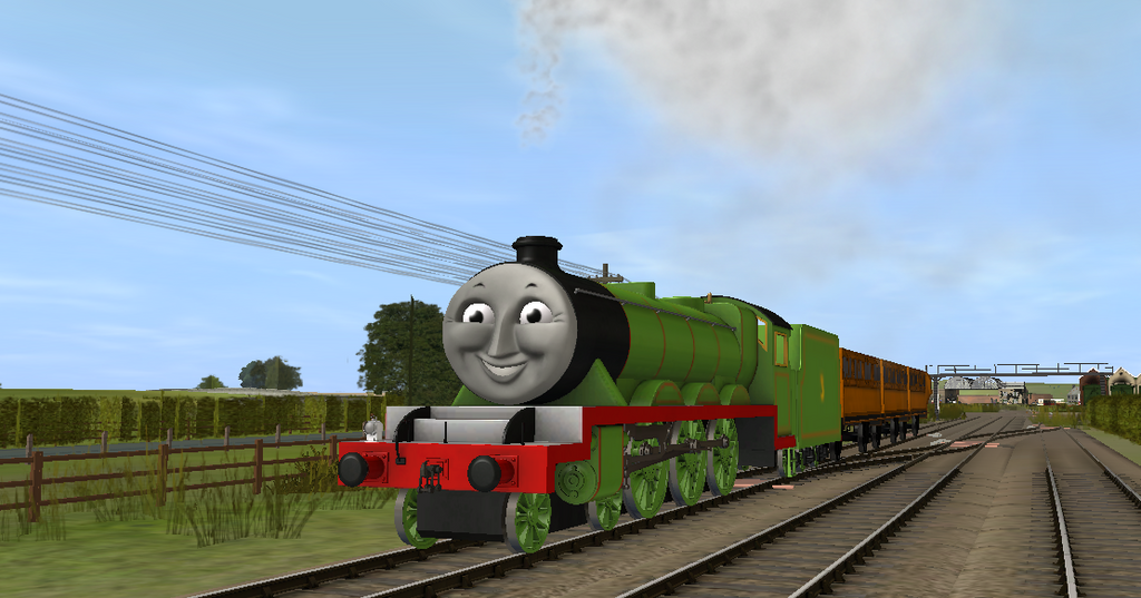 SI3D 2012: Henry by lbbrian