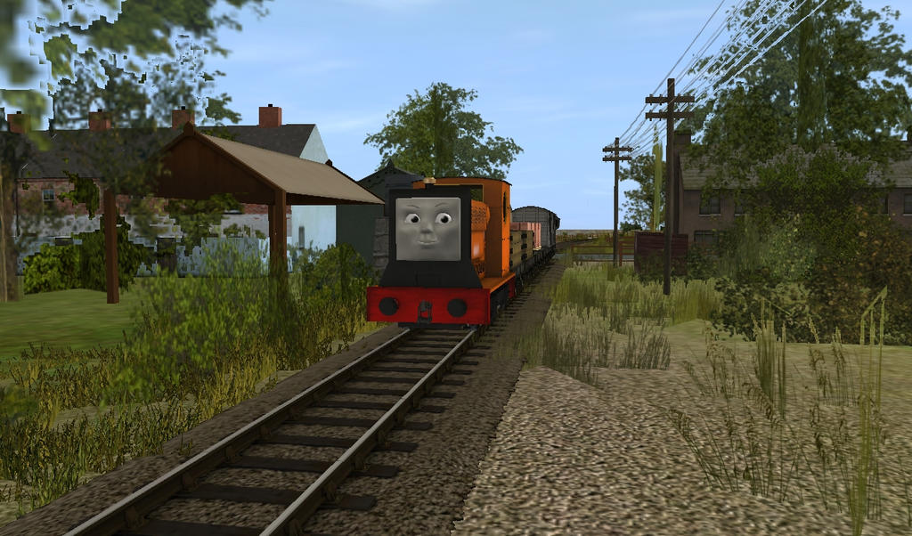Rusty's Run by lbbrian