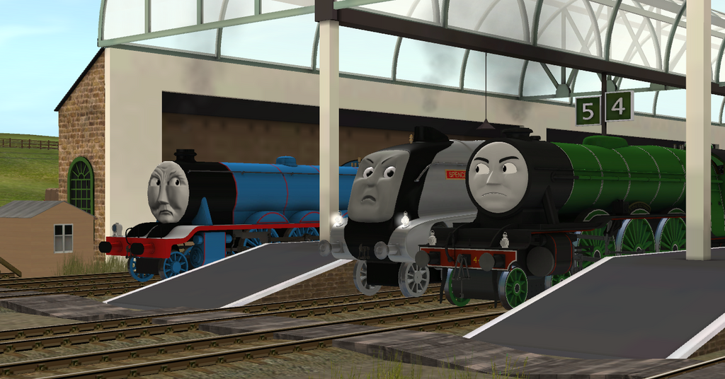 YOU? BROTHERS WITH GORDON?! by MH1994