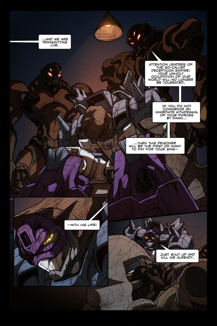 LL:DW - Page 01 by Limelight-Dreadwind