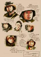 Generation Kill - Painting by juutooo