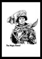 GK - The Magic flower 1 by juutooo