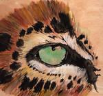 Leopards eye by Ljtigerlily