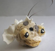 For Sale Pufferfish Plush by Ljtigerlily
