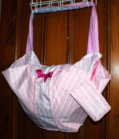 Recycled brolly bag for sale by Ljtigerlily