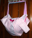 Recycled brolly bag for sale