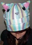 Super cute cat hat