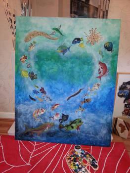 Project Fish Work in Progress