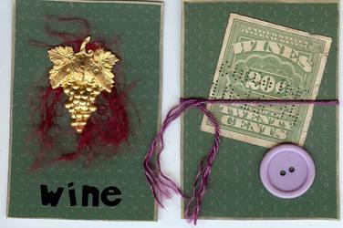 Wine Set by pamelaski