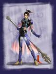 Zhang He_Dynasty Warriors 6