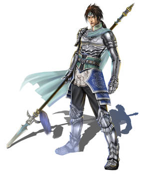 Zhao Yun from 'DW6'