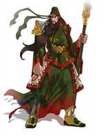Guan Yu by DW3Girl
