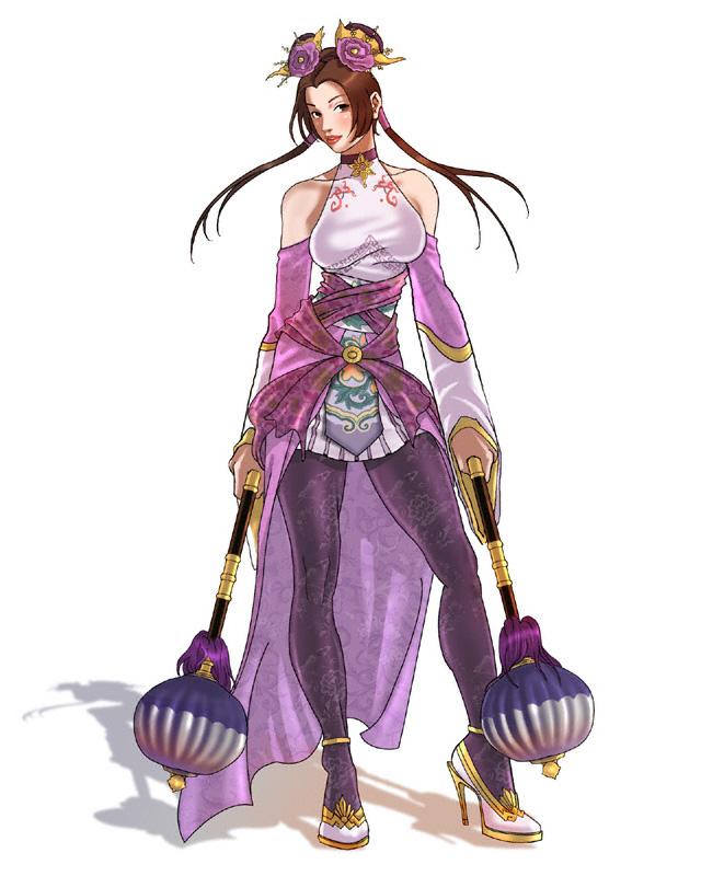 Diao chan by dw3girl on deviantart - Seven knights diaochan ...