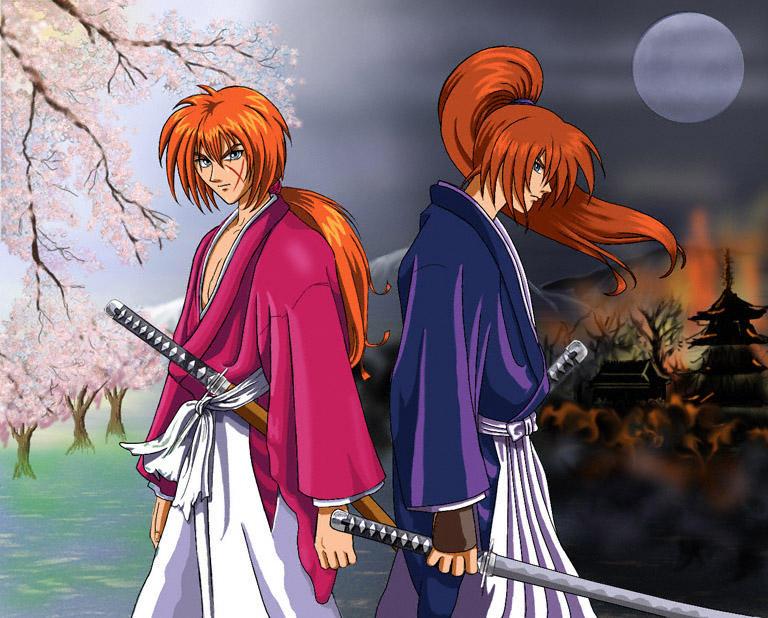 Art Section! Kenshin_by_DW3Girl