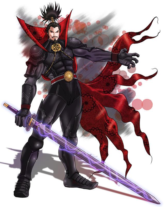 Warriors Orochi 3 Ultimate Nobunaga Oda: Oda Nobunaga By DW3Girl On DeviantArt