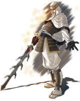 Uesugi Kenshin by DW3Girl