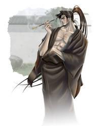 Hijikata by DW3Girl