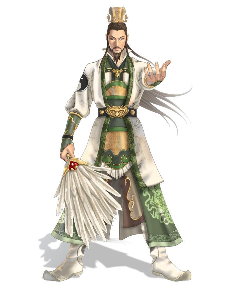 Dynasty Warriors 5 Zhuge Liang Zhuge Liang Wallpaper