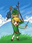 Link and Makar