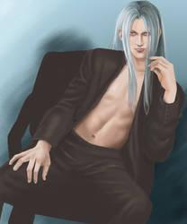 Sephiroth by DW3Girl